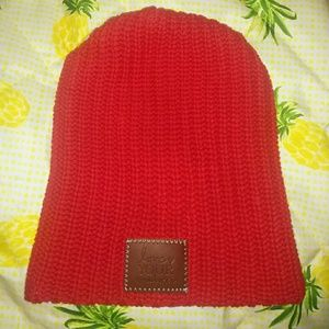 Love Your Melon Red Hat